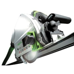 Festool TS 55 EQ Plunge Cut Circular Saw Set (# 561174)