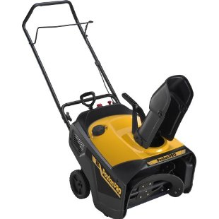 Poulan Pro PR621ES 21 208cc LCT Gas Powered Single Stage Snow Thrower With Electric Start