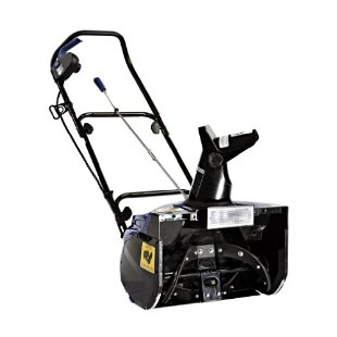 Snow Joe SJ621 18 Electric Snow Thrower with Headlight