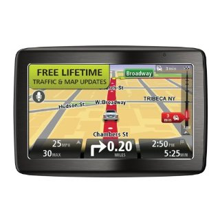 TomTom VIA 1535TM 5 GPS with Lifetime Traffic & Maps
