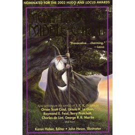 Meditations on Middle Earth: New Writing on the Worlds of J. R. R. Tolkien by Orson Scott Card, Ursula K. Le Guin, Raymond E. Feist, Terry Pratchett, Charles de Lint, George R. R. Martin, and more