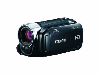Canon VIXIA HF R20 Full HD Camcorder with 8GB  Flash Memory
