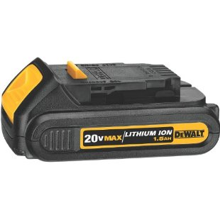 DeWalt DCB201 20V Max Li-Ion Compact Battery Pack