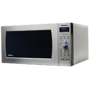 Panasonic Prestige NN-SD997S Microwave (2.2cu. ft. 1250w)