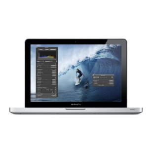 Apple MacBook Pro 13.3 Notebook with 2.4GHz Core i5 (MD313LL/A)
