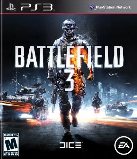 Battlefield 3 [Standard Edition, PS3]