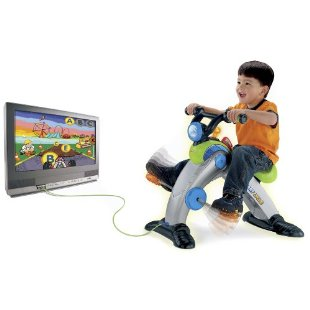 Fisher-Price Smart Cycle Racer with 3D Racing Game