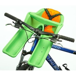 iBert Safe-T-Seat Front-Mount Bicycle Child Seat