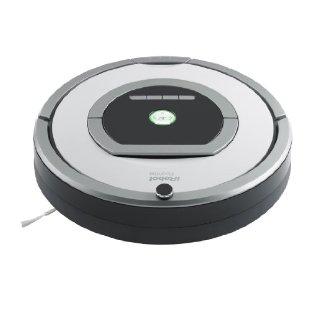 iRobot Roomba 760 Robotic Vacuum