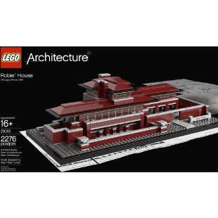 LEGO Architecture Robie House Set (21010)