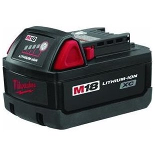 Milwaukee 48-11-1828 High-Capacity 18-Volt Battery Pack