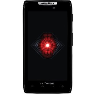 Motorola DROID RAZR 4G Android Phone (Black, Verizon)