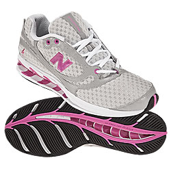 New Balance 850 Women's TrueBalance Toning Shoes, Lace-Up for the Cure Edition (WW850)