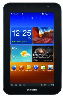 Samsung Galaxy Tab 7.0 Plus 16GB Wi-Fi Tablet with Android 3.2
