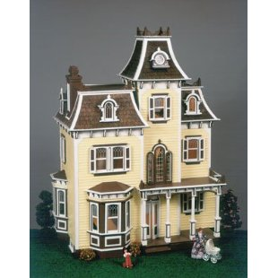 Beacon Hill Deluxe Dollhouse Deluxe Kit by Greenleaf
