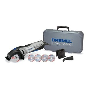 Dremel SM20-02 120V Saw-Max Tool Kit with Case