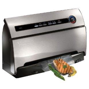 FoodSaver V3835 Vacuum Food Sealer with SmartSeal Technology