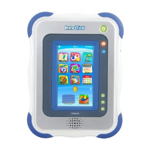 Vtech InnoTab Interactive Learning Tablet (Blue)