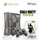Xbox 360 320GB Limited Edition Call of Duty: Modern Warfare 3 Bundle