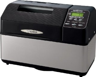 Zojirushi BB-CEC20 Home Bakery Supreme Bread Maker (Black)