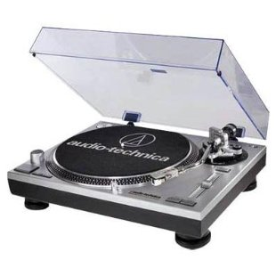 Audio Technica AT-LP120 USB Direct-Drive Turntable