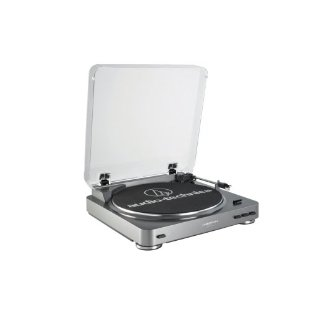 Audio Technica AT-LP60 Automatic Belt-Drive Turntable
