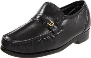 Florsheim Riva Slip-On Loafers (Men's, Black)