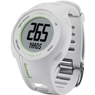 Garmin Approach S1 GPS Golf Watch (White, S1W, 010-00932-01)