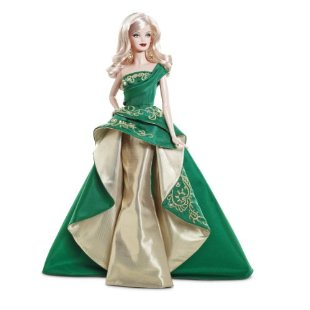 Holiday Barbie 2011 Collector Doll