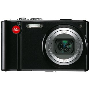 Leica V-LUX 20 Digital Camera with 12.1mp, 12x Wide Angle Zoom