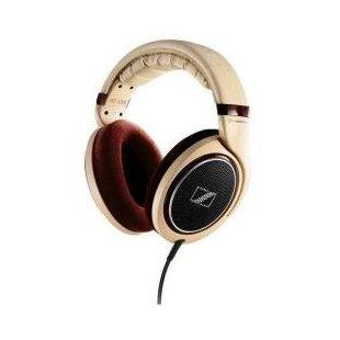 Sennheiser HD 598 Headphones (Burl Wood)