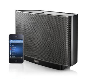 Sonos Play:5 All-In-One Wireless Music Player (S5, Black)