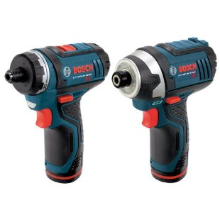 Bosch CLPK27-120 12-Volt 2-Tool Combo Kit (includes PS41 and PS21)
