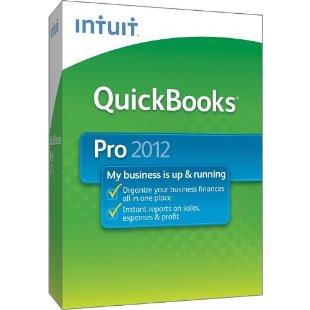 QuickBooks Pro 2012 [for Windows]