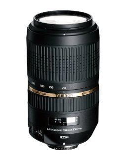 Tamron AF 70-300mm f/4.0-5.6 SP Di VC USD XLD for Canon Digital SLR Cameras