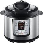 Instant Pot 6-in-1 Programmable Pressure Cooker, 6L/6.33qt (IP-LUX60)