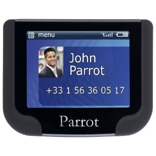 Parrot MKi9200 Advanced Color Bluetooth Hands-Free Car Kit