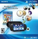 PlayStation Vita 3G + Wi-Fi First Edition Bundle