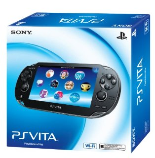 PlayStation Vita Wi-Fi Console
