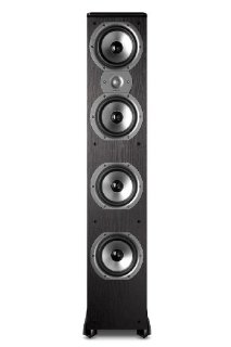 Polk Audio TSi500 Floor-Standing Speaker (Single, Black)