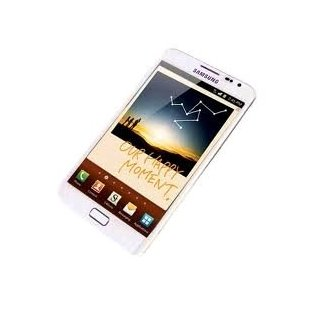Samsung Galaxy Note GT-N7000 Unlocked Phone (White)