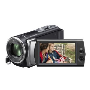 Sony HDR-CX190 Handycam HD 5.3MP Camcorder with 25x Zoom