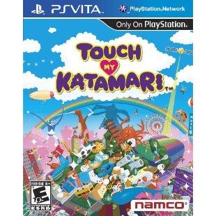 Touch My Katamari [PSVita]