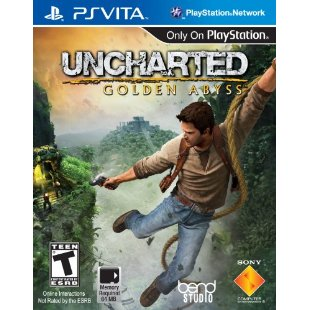 Uncharted: Golden Abyss [PSVita]