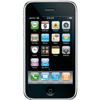 Apple iPhone 3GS 16GB Phone (Unlocked)