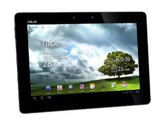 Asus EEE Pad Transformer Prime 10.1 32GB Tablet (TF201-B1-GR , Amethyst Gray)
