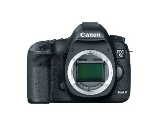 Canon EOS 5D Mark III 22.3MP Digital SLR (Body Only)