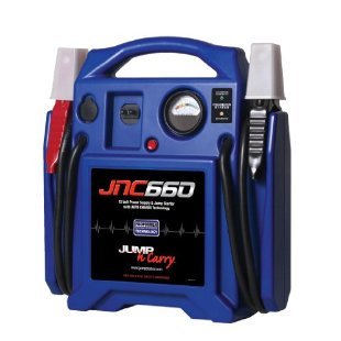 Clore JNC660 Jump N Carry 12-Volt Power Supply and Jump Starter