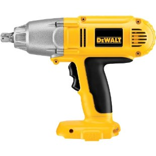 DeWalt DW059B 18-Volt Cordless Impact Wrench (Bare Tool Only, No Battery)