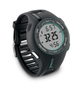 Garmin Forerunner 210 Bundle with Heart Rate Monitor (Teal, #010-00863-38)